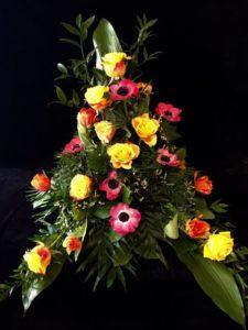 Neuer Ostfriedhof Augsburg Blumen Flaschka Trauerfloristik